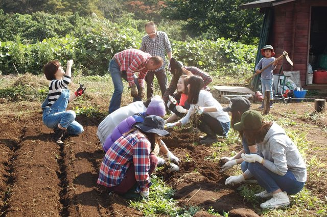 画像2: Farming Garden in 生命の森リゾート イベントリポート part 1