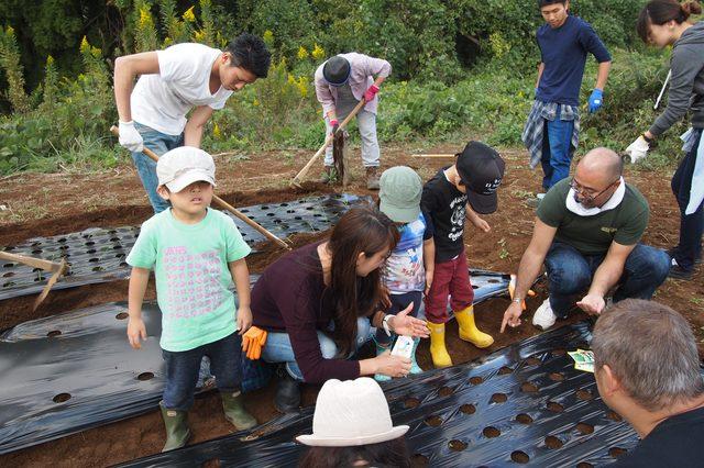 画像1: Farming Garden in 生命の森リゾート イベントリポート part 1