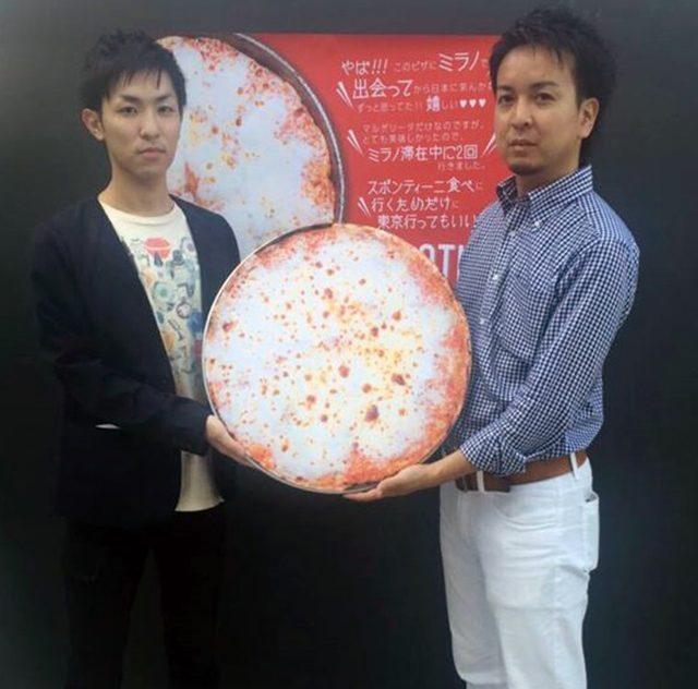 画像: PR担当:三上成文(右)/学生ブランドマネージャー・TEAM2020.jp学生編集部リーダー 定方春樹(左)