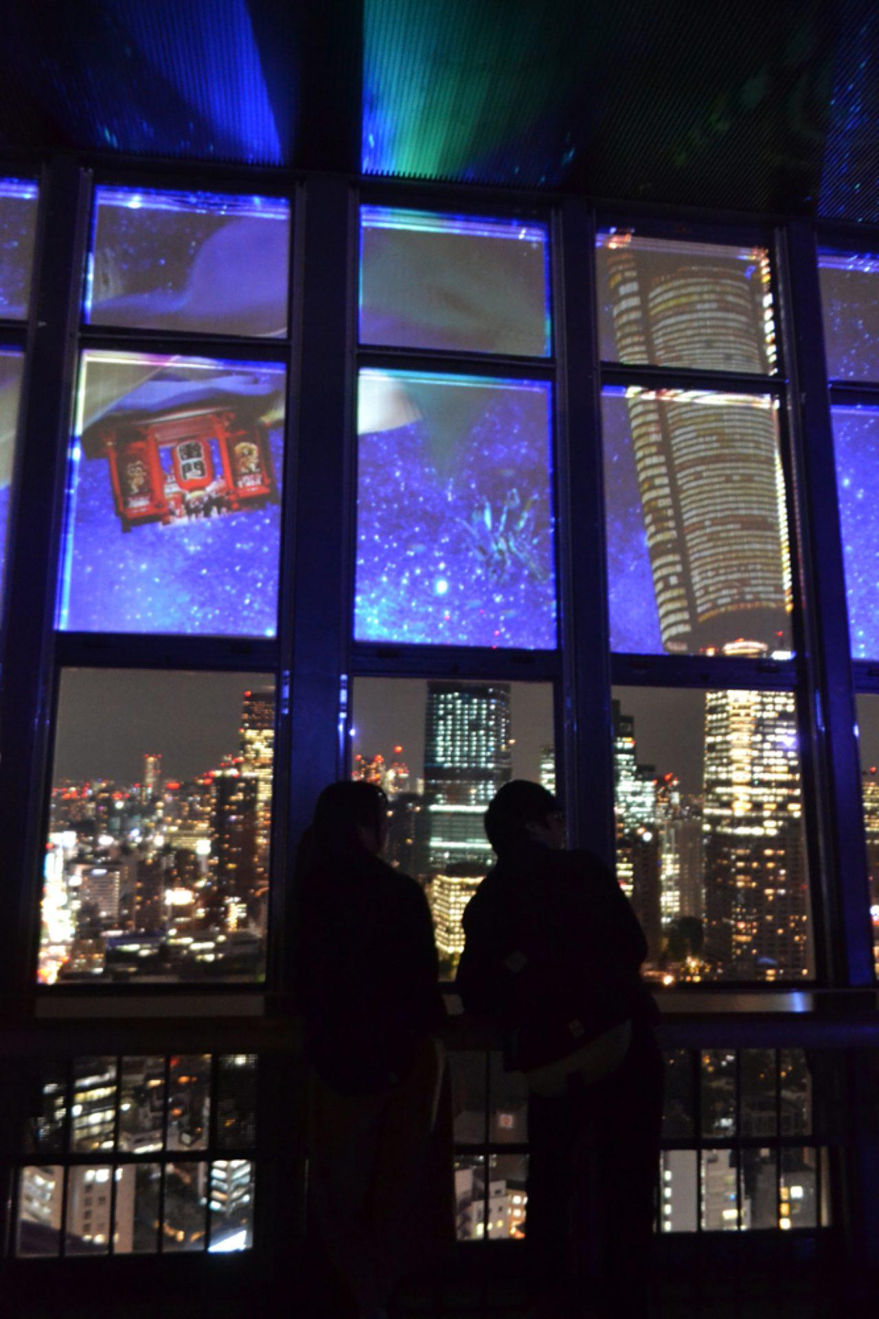 画像2: 「TOKYO TOWER CITY LIGHT FANTASIA 2015-2016」 プロジェクションマッピングがバージョンアップ!