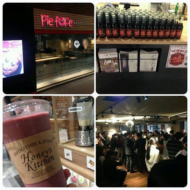 画像: 日本初上陸のレストランから渋谷発の商品も!