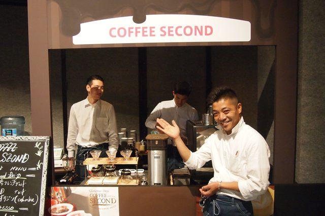 画像: 千葉で話題のカフェ「COFFEE SECOND」も出店。オススメはSECOND Blend