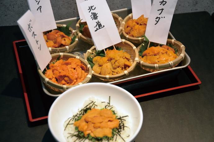 画像: 今日も食べ過ぎ東京グルメ探偵 「うに屋のあまごころ」(東京)|TOKYO HEADLINE