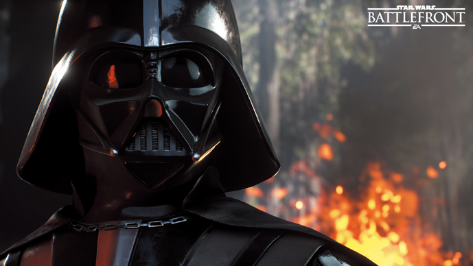 画像: Star Wars ©& TM 2015 Lucasfilm Ltd. All rights reserved. Underlying technology and game design © EA. All rights reserved.