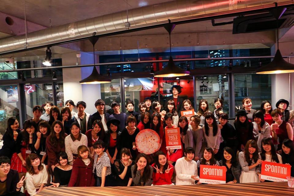 画像: 大成功を収めたSPONTINIレセプションパーティー