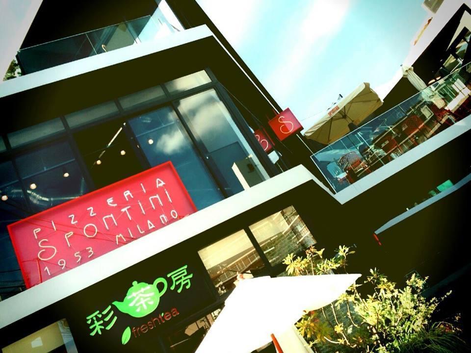 画像: 今回取材を行ったのは、海外発店舗となるSPONTINI原宿カスケード店