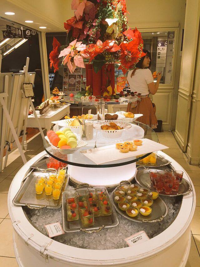 画像1: ソラマチ6階にあるSalon de Sweets♡