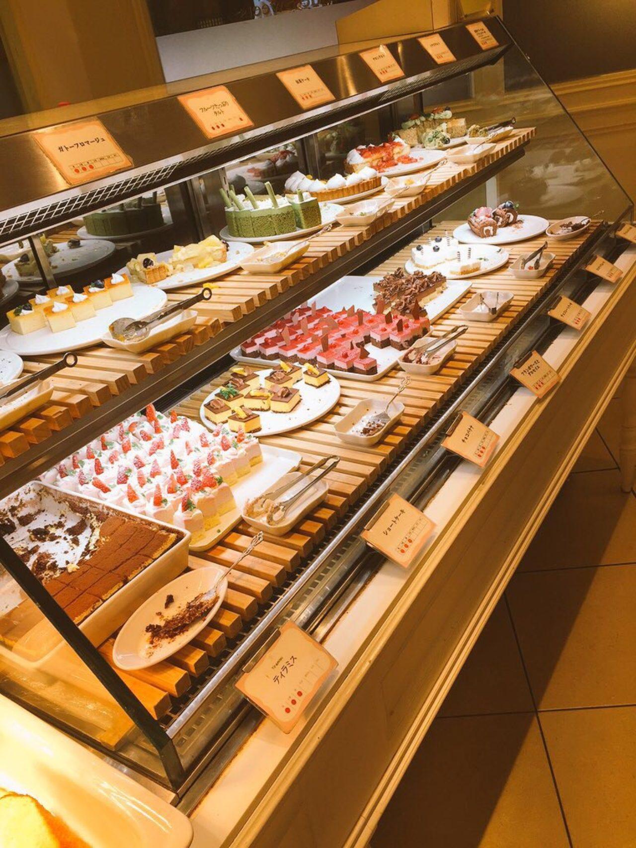 画像2: ソラマチ6階にあるSalon de Sweets♡