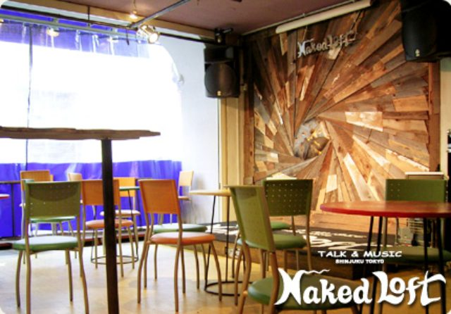 画像: TALK & MUSIC Naked Loft