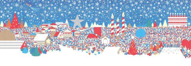 画像: ROPPONGI HILLS ARTELLIGENT CHRISTMAS 2015