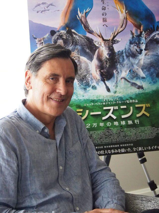 画像: 「人間がこれからどうすべきか、地球や動物の目線で考えてもらえればうれしい」監督 ジャック・クルーゾ