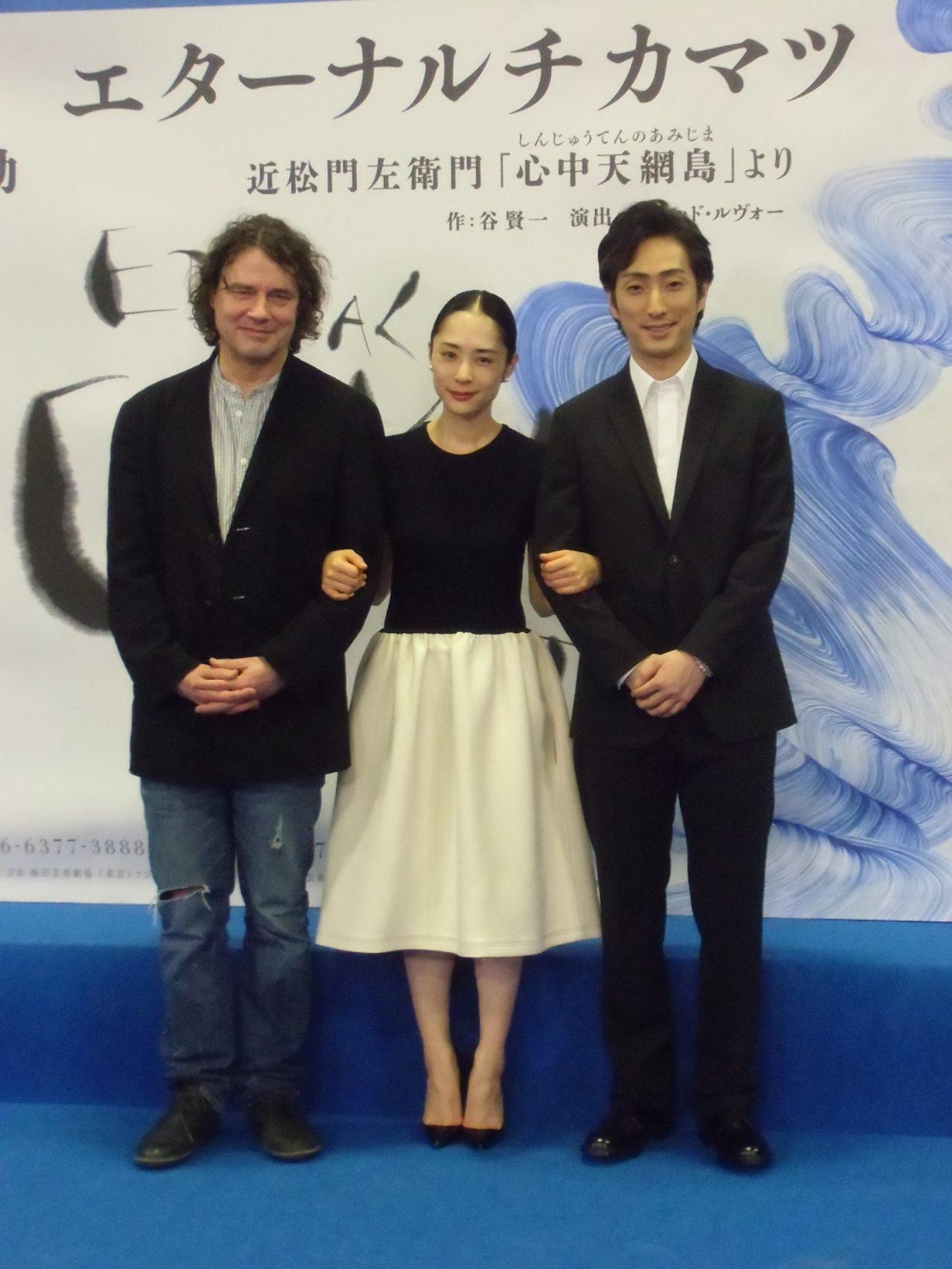 画像: デヴィッド・ルヴォー演出の舞台に深津絵里と七之助がW主演|TOKYO HEADLINE