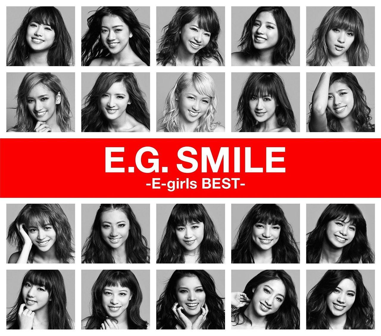画像: ココロオドル、ミュージック 『E.G. SMILE - E-girls BEST -』E-girls