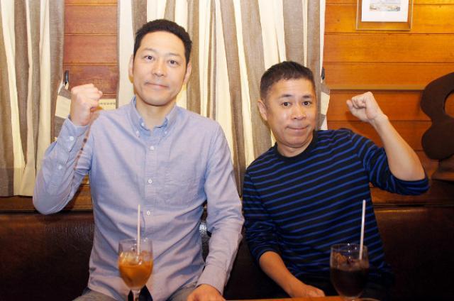 画像: 東野と岡村、『旅猿』新シーズンは「ジミー大西次第」