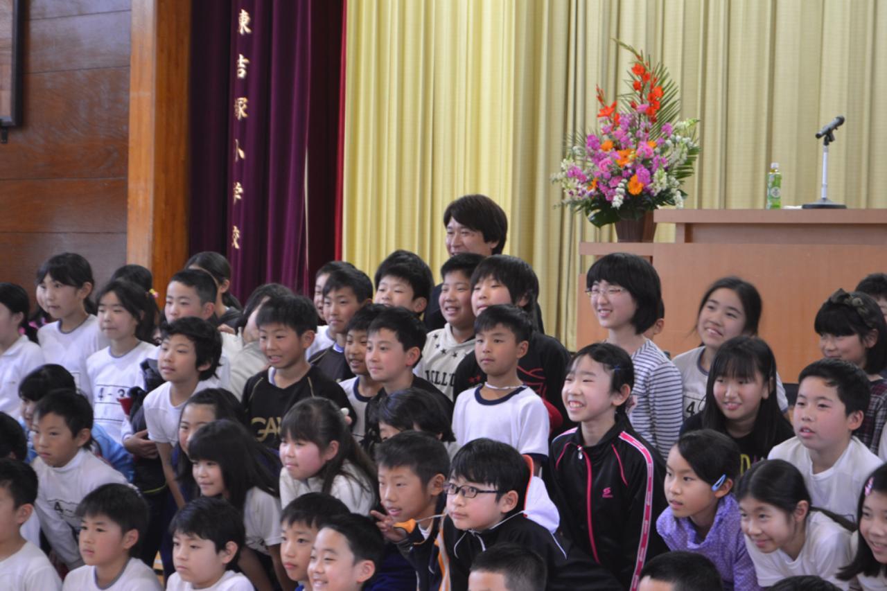 画像3: 【夢の課外授業】ボリューム満載の授業に子どもも先生も大満足。水内猛先生
