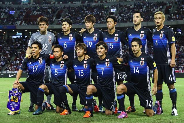 画像: サッカー日本代表の試合は、毎試合大きな注目を集める