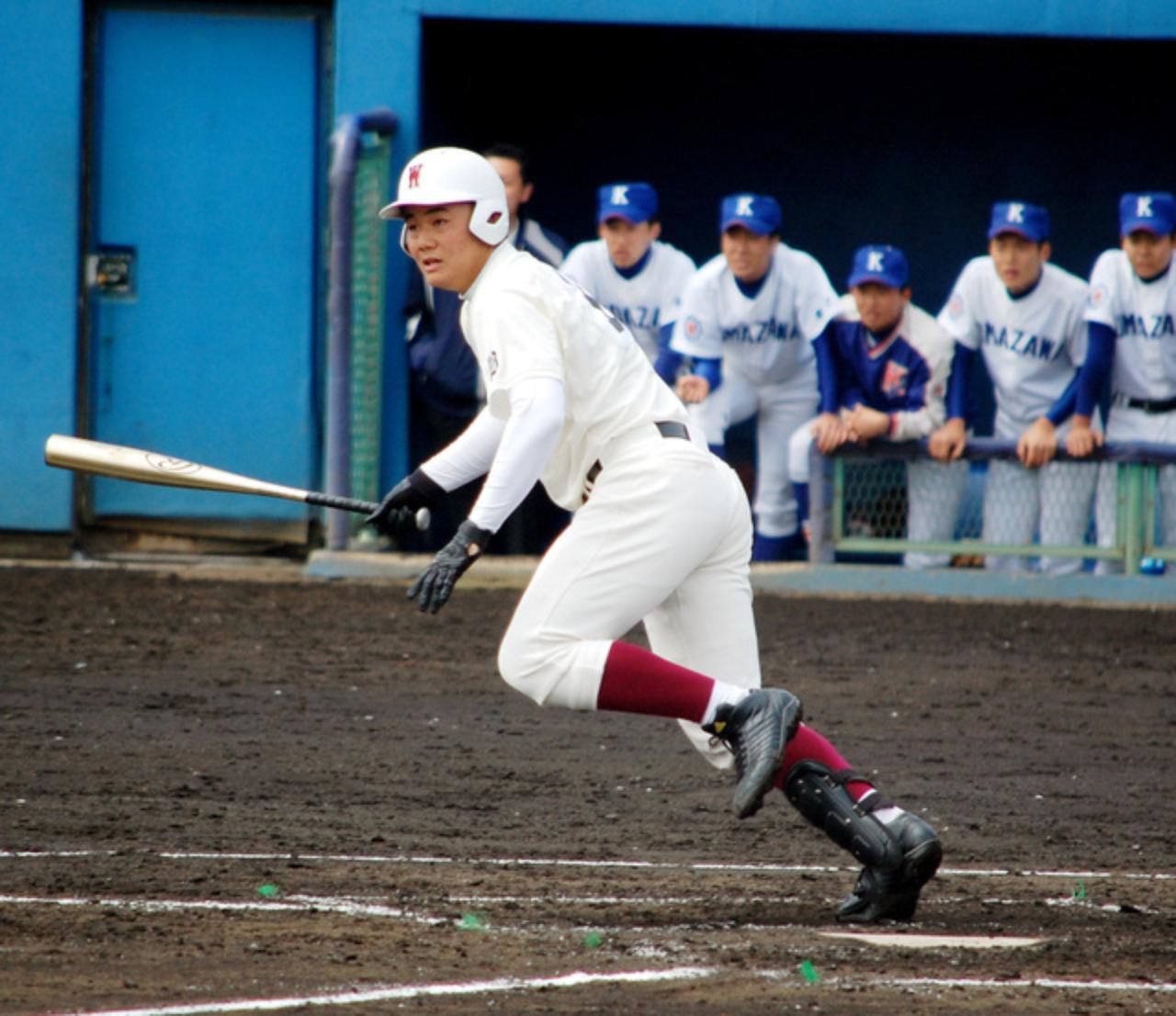 画像: 早稲田実業高校で2年生になった、清宮幸太郎。今年の夏も甲子園出場なるか。