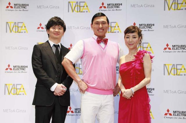 画像: プレオープンイベントには、女優の戸田恵子、オードリーの若林正恭と春日俊彰も来場