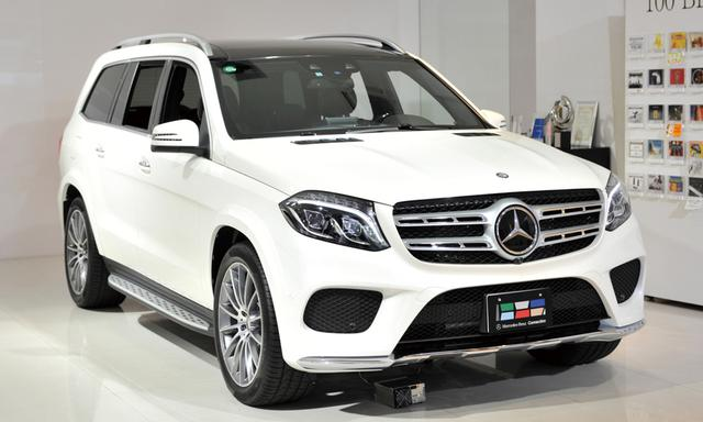 画像: 〈GLS 550 4MATIC Sports〉
