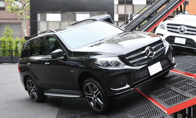 画像: 〈Mercedes-AMG GLE 43 4MATIC〉