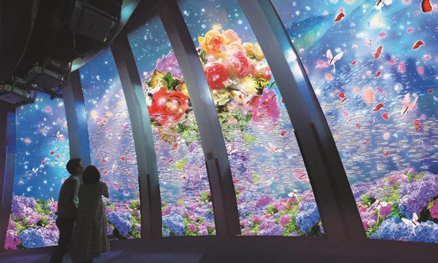 画像1: 【Spot】大人気の横浜・八景島シーパラダイスで 「楽園のアクアリウム」を堪能する