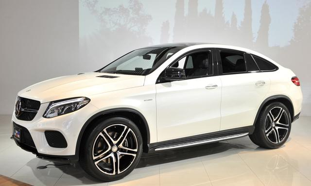 画像: 〈Mercedes-AMG GLE 43 4MATIC Coupé〉