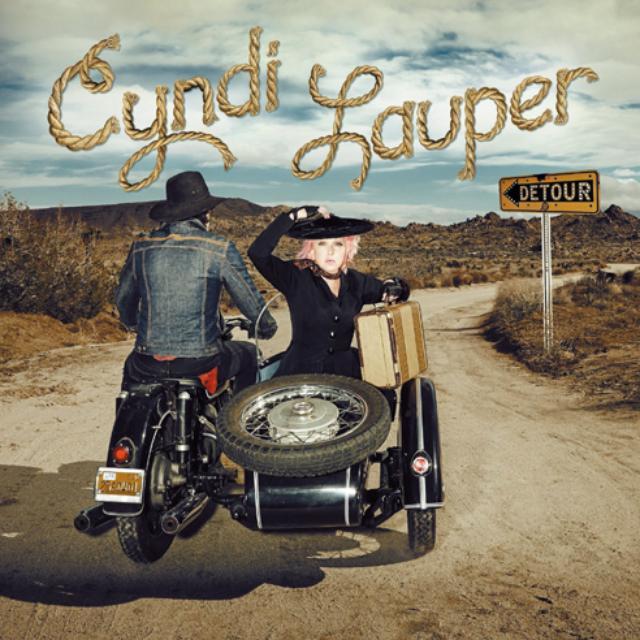 画像: 女の子は挑戦し続ける「Detour」Cyndi Lauper