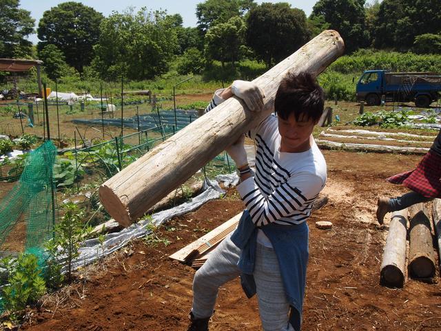 画像3: 収穫が待ちきれない! 秋の味覚サツマイモを植える Farming EVENT Report
