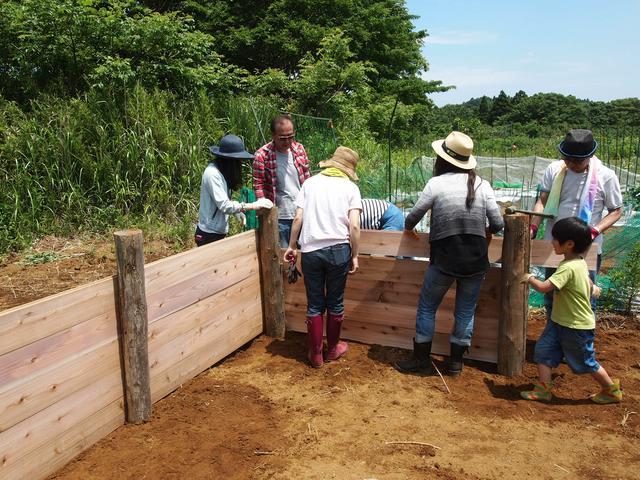 画像5: 収穫が待ちきれない! 秋の味覚サツマイモを植える Farming EVENT Report
