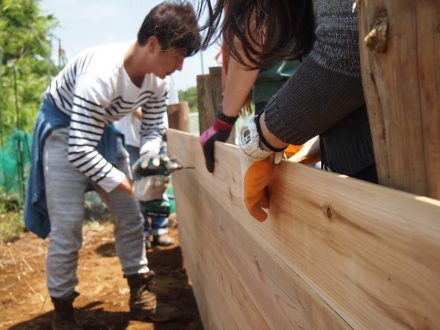 画像4: 収穫が待ちきれない! 秋の味覚サツマイモを植える Farming EVENT Report