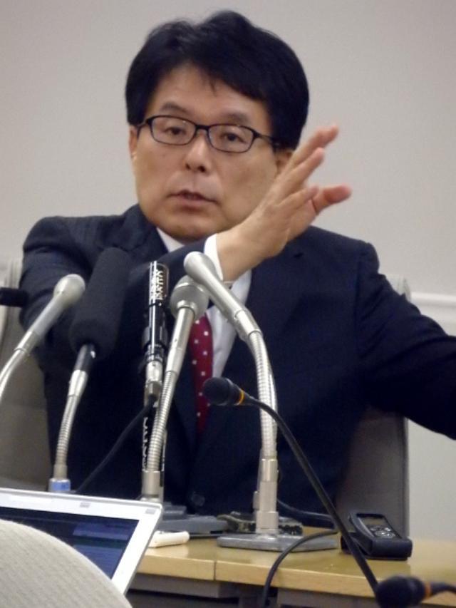 画像: [東京都知事選]増田寛也氏会見、 最優先事項は「子育てに対する不安」解消
