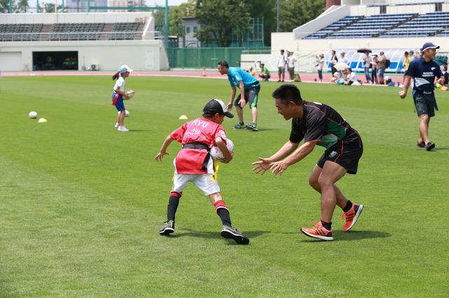 画像2: 【夢の課外授業】 『夢の課外授業 スポーツ体験 スペシャルinさいたま』を開催