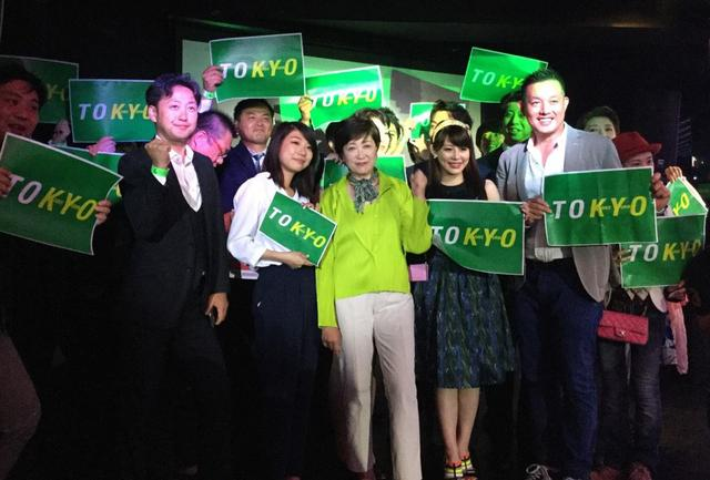 画像: 小池百合子氏「東京オリンピック・パラリンピック開催に向け都民に明快な説明が必要」