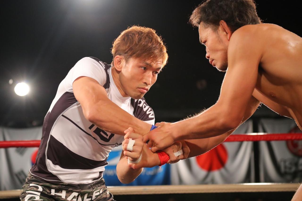 画像: 宮田(左)と宇野(撮影・神谷渚)