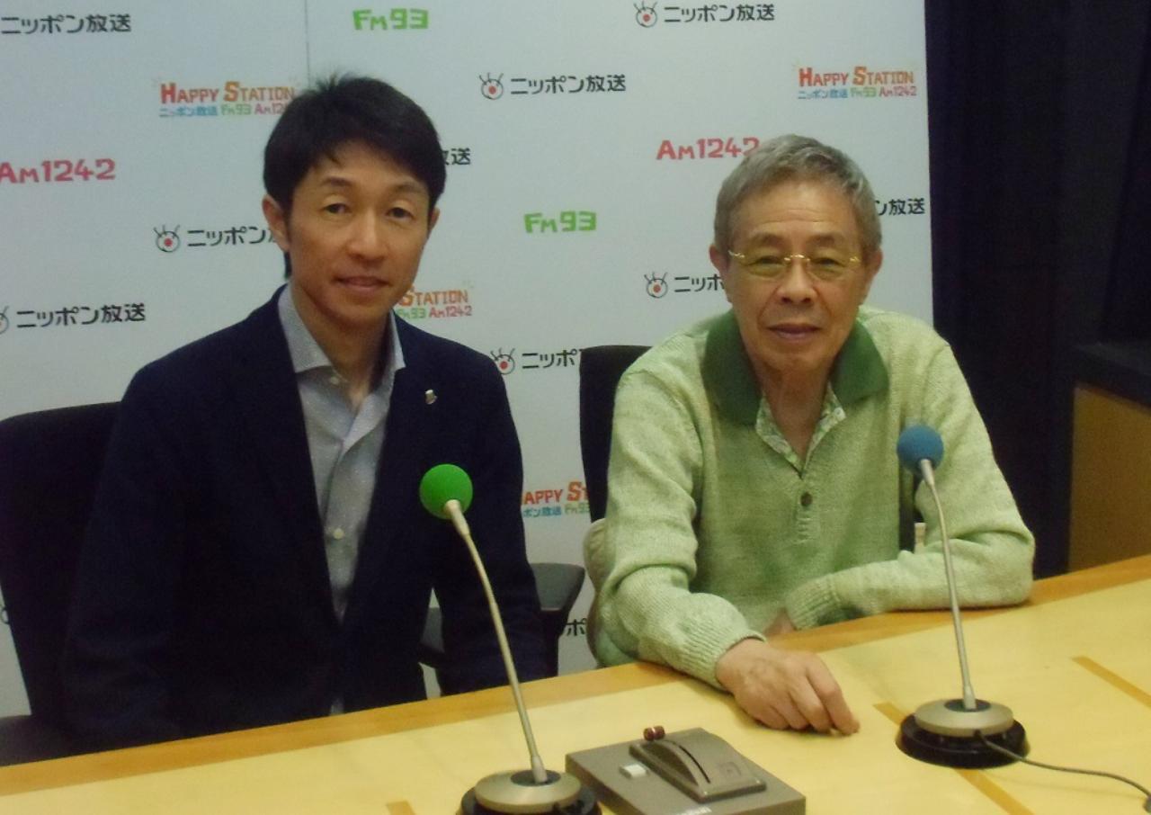 画像: 北島三郎(右)と武豊