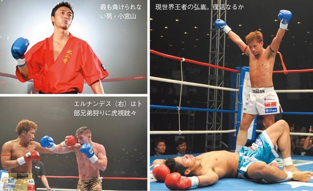 画像1: K-1 WORLD GP IN JAPAN 2016 ~スーパー・フェザー級世界最強決定トーナメント~
