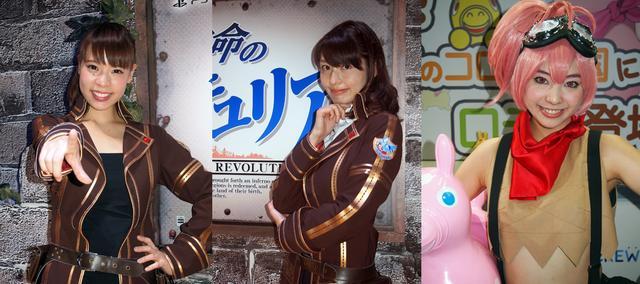 画像7: 【TOKYO GAME SHOW 2016】 今年もやはりコンパニオンさんが気になります…