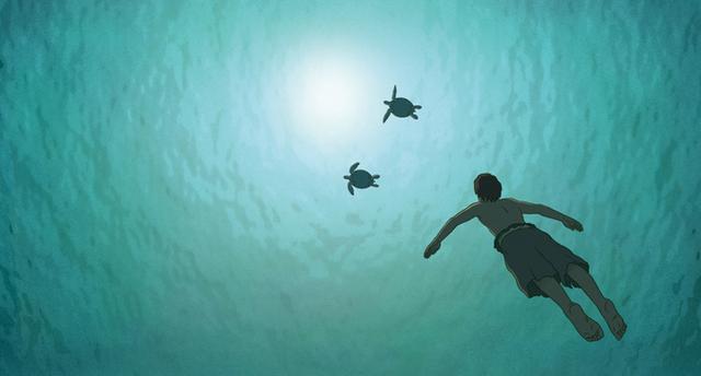 画像: THL編集部オススメMOVIE『レッドタートル ある島の物語』