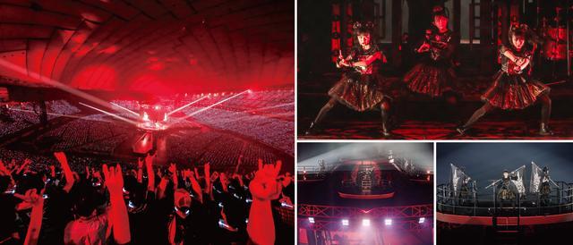 """画像: LIVE REPORT 9.19/20 TOKYO DOME """"BABYMETAL"""""""