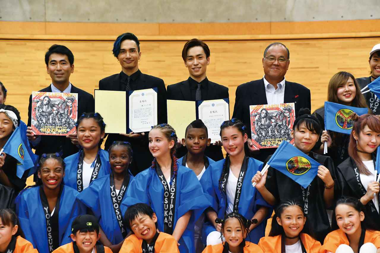 画像: 「横須賀の魅力を世界に発信」「猿島でフェス開催!」 EXILEの橘ケンチとTETSUYAが横須賀盛り上げ大使に就任