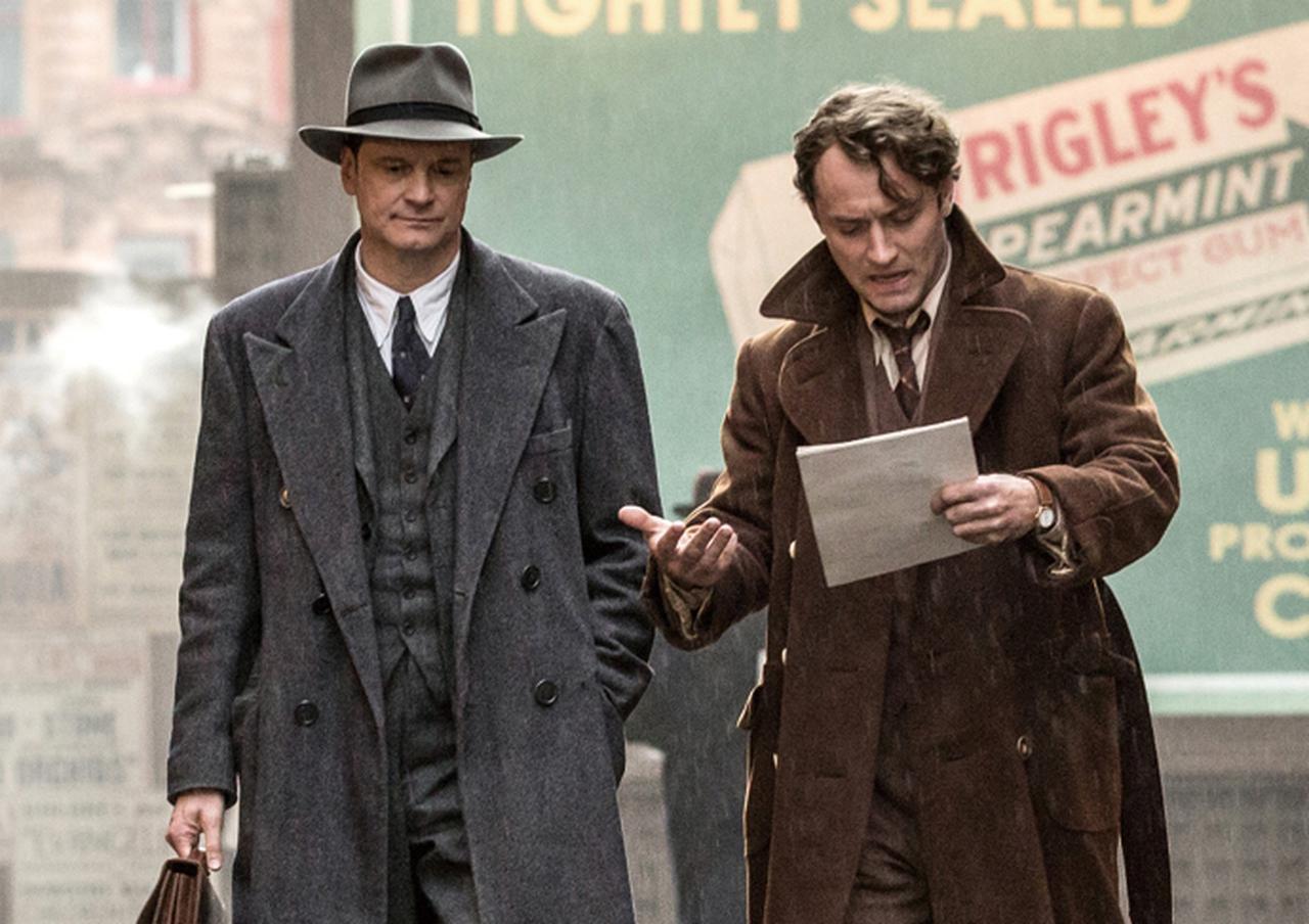 画像: ©GENIUS FILM PRODUCTIONS LIMITED 2015. ALL RIGHTS RESERVED.
