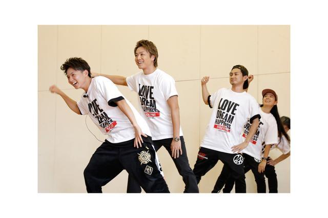 画像1: 夢の課外授業、佐世保市で実施。 EXILEのTAKAHIROと佐藤大樹でダンスレッスンを行いました! 9月23... lojim.jp