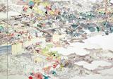 画像: 参考図版『ショッピングモール(部分)』2015年 ©YAMAGUCHI Akira, Courtesy Mizuma Art Gallery