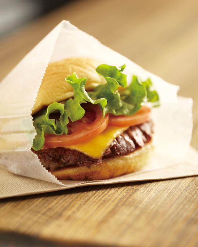 画像: NY発の大人気ハンバーガーレストラン 「Shake Shack」