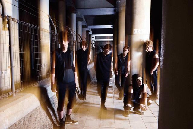 画像: ビジュアル系 jealkb武道館を目指し再起動