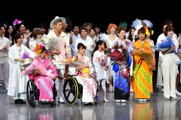 画像: 日本最大のビューティーショーでパラリンピアンら大変身!