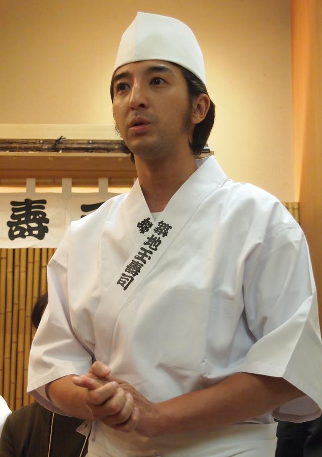 画像2: 黒田勇樹出演の舞台『こと〜築地寿司物語〜』が来年2月に上演