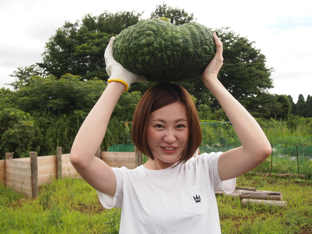 画像: 夏野菜の収穫&流しそうめん Farming Event【2016.7.24】