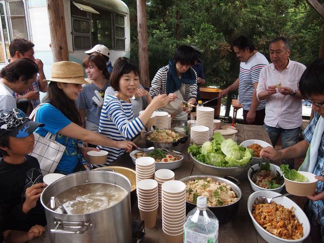 画像9: たけのこ掘れたぞ! おいしいぞ! Farming Event Report【2015.4.26】