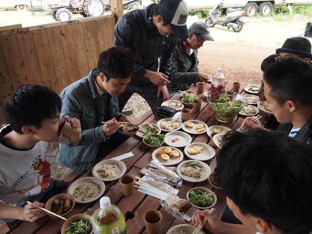 画像6: 夏の畑は大豊作で決定! みんなでジャガイモの芽かき&竹の子狩り Farming Event Report【2016.4.24】